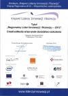 Zdjęcie Krajowy Lider Innowacji i Rozwoju 2012